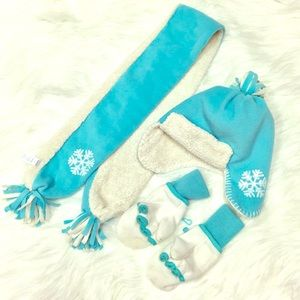 Kids winter set